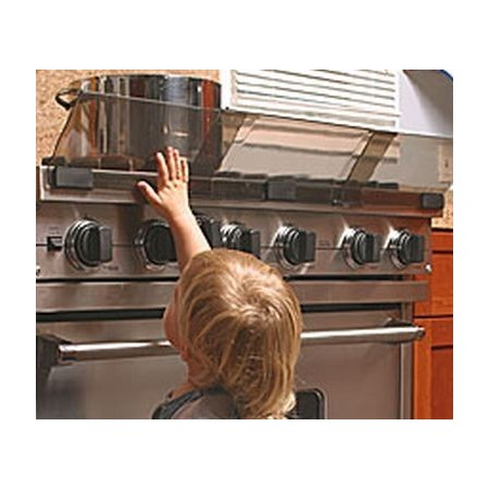 Barrière Anti Brulures Cooker Guard