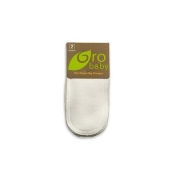 Lot de 2 Boosters Coton Bio GroVia
