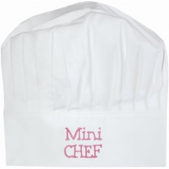 Toque Mini Chef Rose