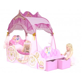 lit carrosse princesses disney 500 un carrosse qui emmenera. Black Bedroom Furniture Sets. Home Design Ideas