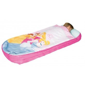 Mon lit Gonflable Junior - Princesses Disney