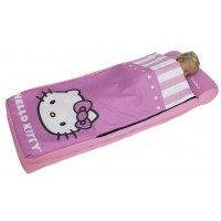 Mon lit Gonflable Junior - Hello Kitty