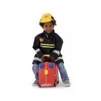Valise Trunki Pompier FIRE