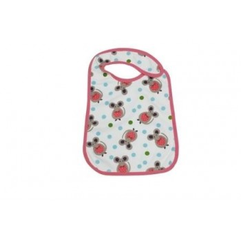 Lot de 2 Bavoirs Mousey - FRUGI