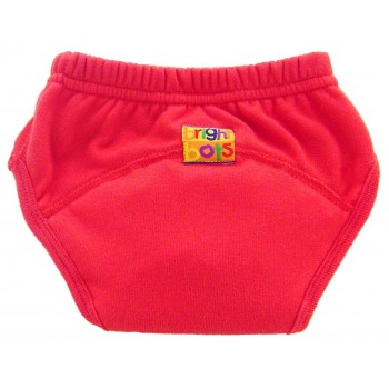 Culotte d'apprentissage Bright Bots Rouge