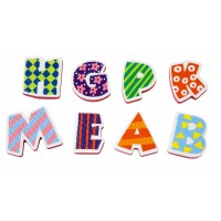 Stickers de bain - ABC