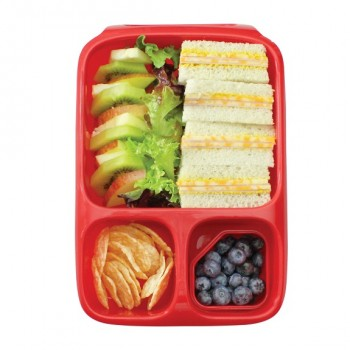Lunchbox GoodByn Hero Rouge