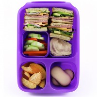 Lunchbox GoodByn Hero Violet